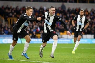 Almirón habló del gran inicio de año como goleador de Newcastle