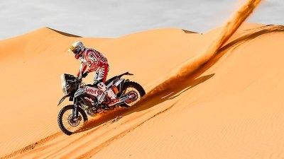 Dakar: Cancelan octava etapa para quads y motos