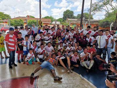 Mariscal se queda con el título de la LDA y disputara la Pre Copa Paraguay 2020
