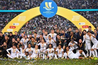 Undécima Supercopa para el Madrid