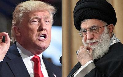 Trump aseguró que no le importa si el régimen de Irán acepta negociar
