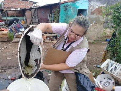 Jefe de Estado exhorta a tomar conciencia en la lucha contra el dengue