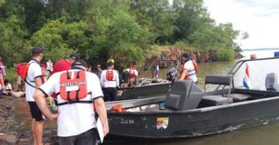 Finde trágico: 3 mitã'i se ahogaron en el río