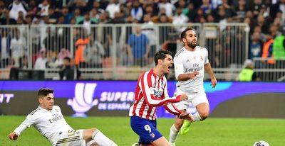 El patadón de Valverde que valió un título para el Real Madrid