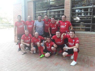 Rayo Cuatecano y River Plate mostraron chapa de favoritos en la Categoría B
