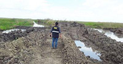 El MADES detecta desvío de arroyos a plantaciones de arroz en Misiones