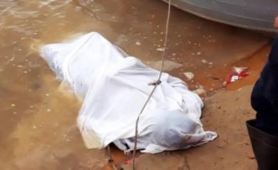 Rescatan el cuerpo de uno de los menores ahogados en el Monday