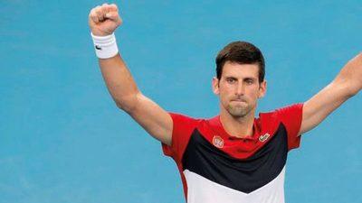 Serbia de Djokovic conquista la ATP Cup