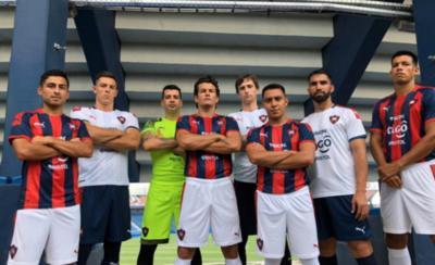 HOY / Cerro presenta su nuevo uniforme