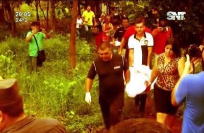 Cuádruple homicidio en Presidente Franco