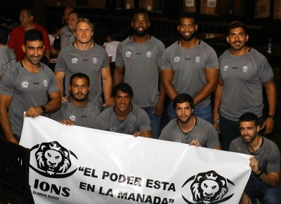 Olimpia Lions ya apunta a la Superliga Americana de rugby
