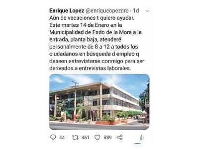 MTESS desautoriza feria y el director del Empleo renuncia