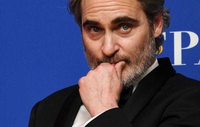 """Guasón"", a la cabeza en la lista del  Óscar"