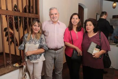 Vernissage en Casa Castelví