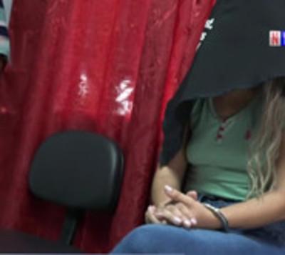 Habló la novia del joven asesinado en Ñemby