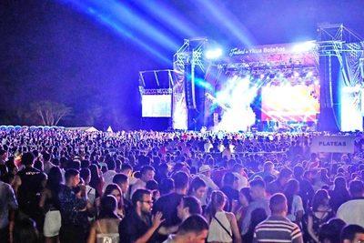 Vuelve a Caazapá el festival Ykua Bolaños