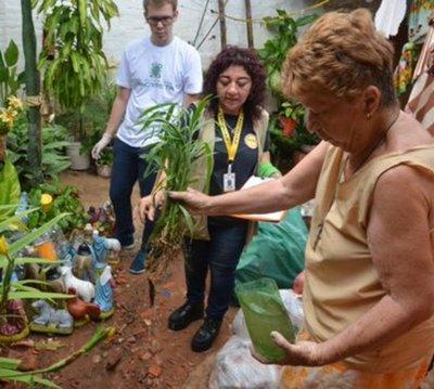 EBY y Municipalidad de Asunción realizan mingas ambientales en Barrio Obrero