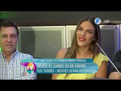 Natalia Sosa Jovellanos se suma a la gran familia de Radio Urbana
