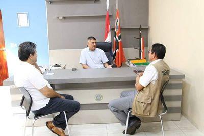 Coordinan tareas de lucha contra el Aedes en Amambay