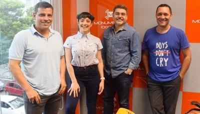 HOY / De 'Día a Día' a la AM con Bareiro, Monumental salto de Kassandra en Grupo Vierci