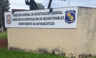 Antinarcóticos de la Policía en Alto Paraná solo está para recaudar para la corona