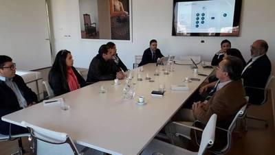 Empresa en tratamiento de aguas residuales de Portugal realizará estudio de factibilidad en CDE