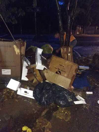 Intendente de Asunción asegura que quieren desestabilizar su gestión