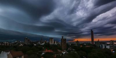 10 departamentos están bajo alerta meteorológica