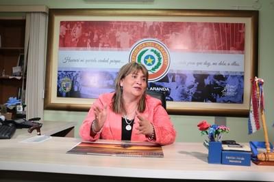 Intendenta de M. R. A. sostuvo que la Fiscalía no responde a sus denuncias presentadas contra el dengue