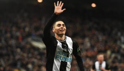 HOY / Almirón colabora en triunfo de Newcastle en la FA Cup