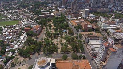 Plaza de Armas: Un patrimonio a enrejar