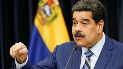 Maduro quiere diálogo para solucionar el conflicto del parlamento y cobrar petróleo con criptomoneda