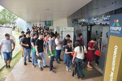 Denuncian que concurso para guardias forestales en Itaipu estaría direccionado