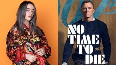 HOY / Billie Eilish interpretará la canción de la nueva película de James Bond