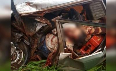 Muere tras ser embestido por un camión