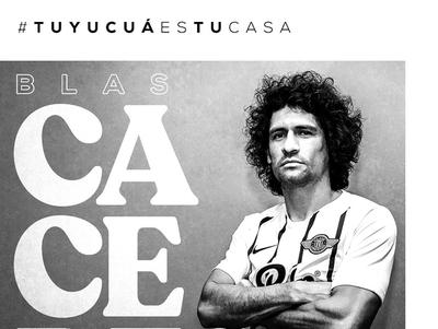 Libertad asegura a Cáceres por tres años