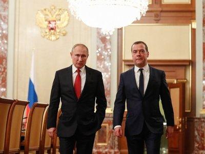Renuncia todo el gabinete ruso tras discurso de Vladímir Putin