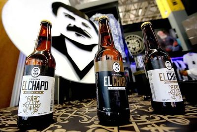 Lanzan una cerveza en México con la imagen del Chapo Guzmán