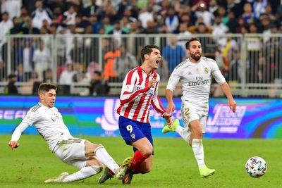 Valverde, un partido de sanción