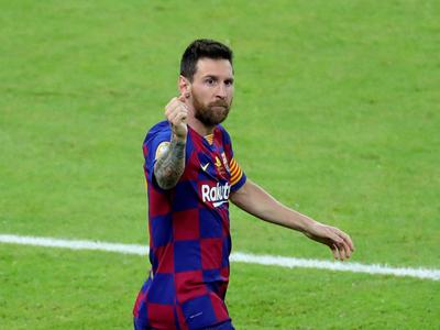 Messi y Cristiano siguen en la preferencia de los hinchas
