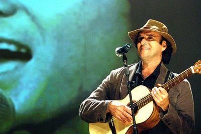Almir Sater en vivo hoy en Ponta Porá, en una promoción imperdible de Salto Diamante S.A