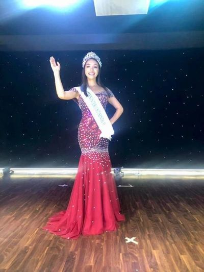 Belleza pedrojuanina coronada como Miss Teen Intercontinental 2019