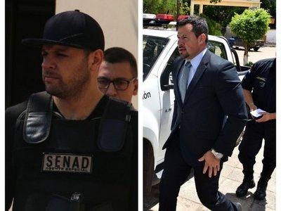 Tribunal ratifica la prisión de Reinaldo Cabaña y Ulises Quintana