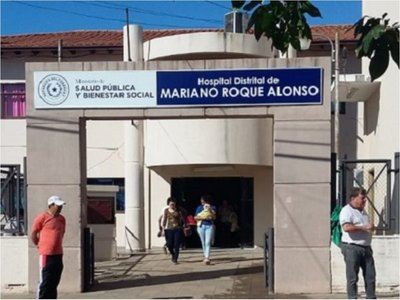 Mariano R. Alonso reporta caso de dengue hemorrágico