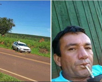 Matan a taxista en Itakyry