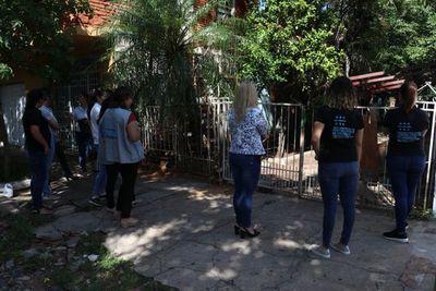 Fiscalía recorre casa por casa para luchar contra el dengue en Asunción