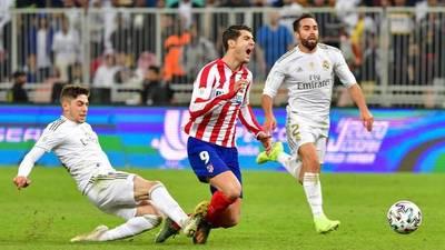 La sanción a Valverde por el patadón que propinó a Morata