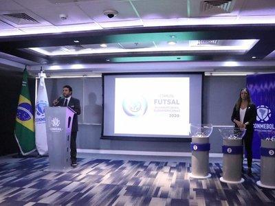 Se definieron los grupos para las Eliminatorias de Futsal