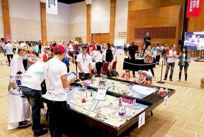 Jóvenes proponen soluciones ambientales a través de competencias de robótica
