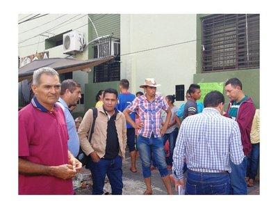 Campesinos denuncian adjudicación irregular de lote por parte del Indert